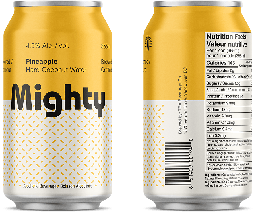 Mighty Pineapple can